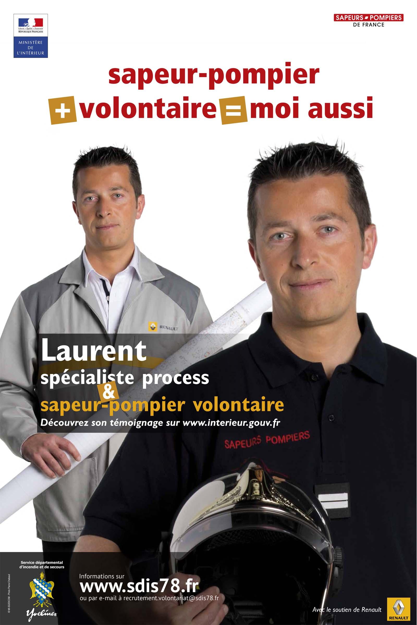 devenez sapeur-pompier volontaire