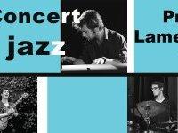 Du jazz à la bibliothèque