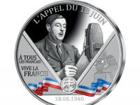 80e anniversaire de l'Appel du 18 juin 1940