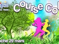 Un Course color 100% nature !