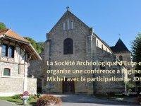 L'église Saint-Michel accueille la Société d'Archéologie d'Eure-et-Loir