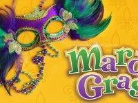L'AFJ fête Mardi Gras