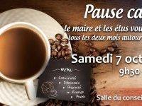 Pause-Café citoyenne et participative