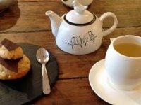 Salon de thé au profit de la restauration de l'église