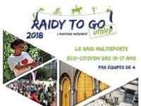 Raidy to go 2018