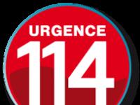 114, le n° d'urgence par SMS