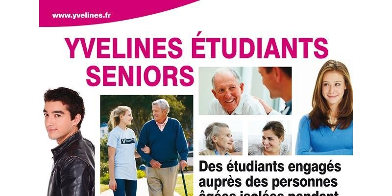 Dispositif YES Yvelines Etudiants Séniors